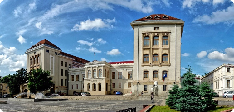 studying medicine and pharmacy in Romania