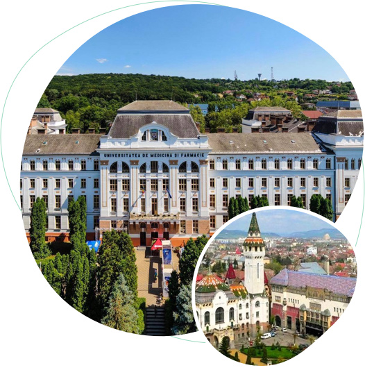 """""""George Emil Palade"""" University of Medicine, Pharmacy, Science and Technology of Targu Mures"""